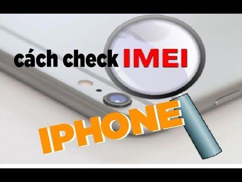 HƯỚNG DẪN CÁCH CHECK IMEI CHO IPHONE | NETON