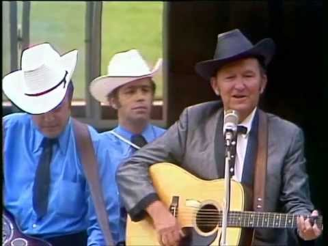 Lester Flatt: Foot Prints In The Snow: