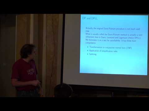Lecture 1 | A survey of automated theorem proving | John Harrison | Лекториум