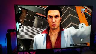 YAKUZA 6 : TCL 55R617 4K TV / Shines even without HDR