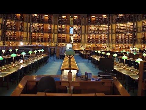 Souscription pour la rénovation de la Salle Ovale à Richelieu – Bibliothèque nationale de France