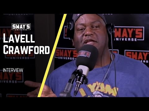Comedian Lavell Crawford Responds to Beef with Tony Rock