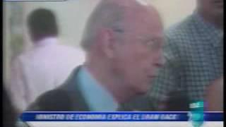 MINEC Ministro habla sobre el Draw Back  04-11-2009