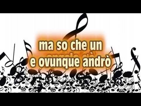 karaoke - Un Angelo - Patrizio Buanne