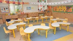 Theme Based Classroom Furniture for Kindergarten