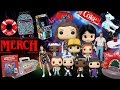 Stranger Things 3 Toys & Merch at Target TOY HUNT!