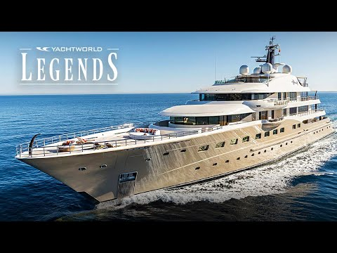 YachtWorld Presents YachtWorld Legends, A Video Series Exploring Thrilling Yachts