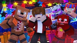 Minecraft FNAF 6 Pizzeria Simulator - A NEW VILLAIN! (Minecraft Roleplay)