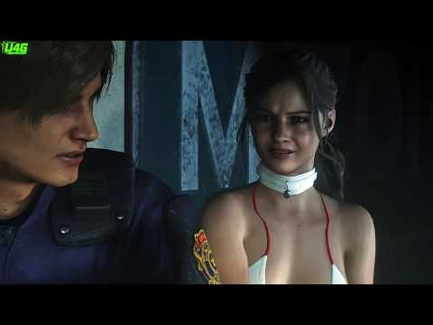 Claire Japan Bikini Mod Resident Evil 2 Remake Gameplay And Cutscenes 1440p60