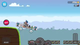 Rovercraft racing Daily challenge Day 84 EASY