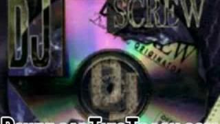 2pac - it aint easy - DJ Screw-Pullin On Yo Curve
