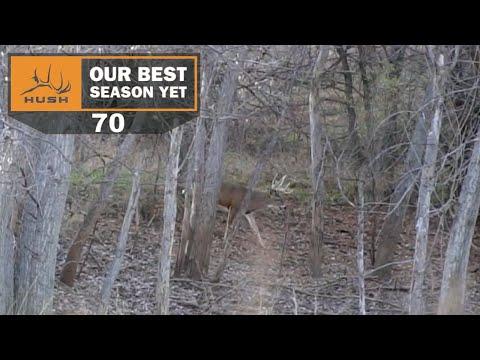 GIANT KANSAS WHITETAIL -EP 70- BEST SEASON YET