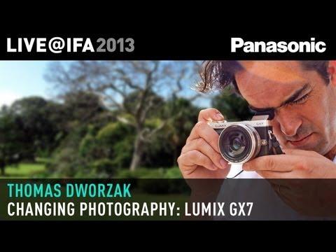 Thomas Dworzak - Changing Photography: LUMIX GX7 (German)