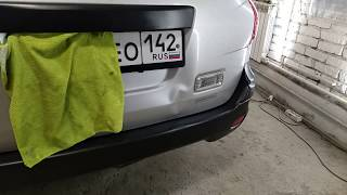 Жөндеу жаншылудың жоқ бояу Nissan AD 2014 20180919 113106 1-бөлім