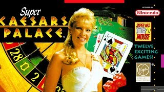 SNES Longplay #43: Super Caesars Palace