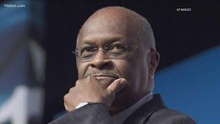 Herman Cain Hospitalized In Atlanta Area For Covid-19