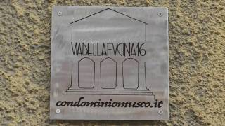 Video: Il primo esempio al mondo di condominio–museo