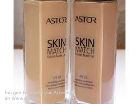 base maquillaje astor skin match