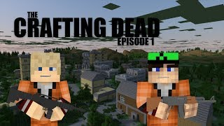 Fear The Crafting Dead Roleplay | Episode 1