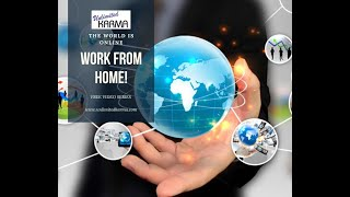 Work from home with your own online business