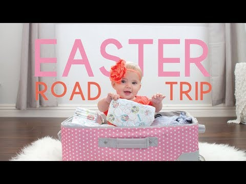Easter Weekend Road Trip