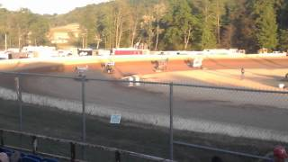 Bryan Hess #29   GVAT regular heat race 5/23/15