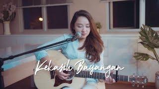KEKASIH BAYANGAN - CAKRA KHAN ( Meisita Lomania LIVE Cover  Lirik )