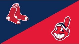Cleveland Indians vs Boston Red Sox | Full Game Highlights