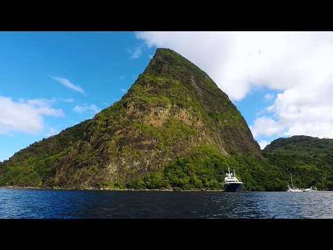 Saint Lucia 2017 || Travel Video