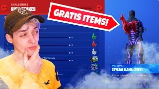 GRATIS ITEMS IN FORTNITE! | Fortnite LIVE (Nederlands / NL)