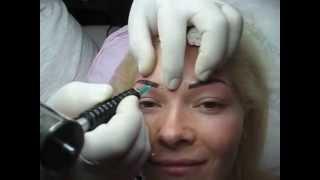 Tatuaj sprancene Bucuresti Zarescu Dan  0745001236 Arh 2004 http://www.machiajtatuaj.ro