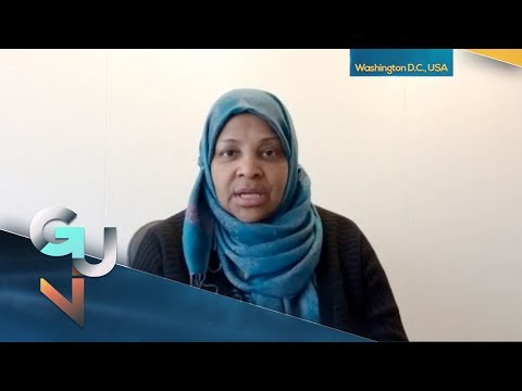 """EXCLUSIVE: """"They Placed me on SUICIDE WATCH!"""" PRESSTV's Marzieh Hashemi Speaks After FBI Detention"""