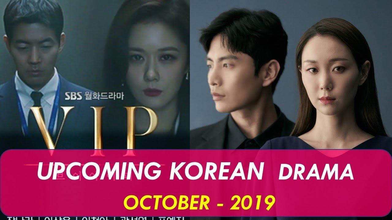 Korean Drama List 2020.Upcoming Korean Dramas List October 2019