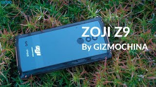 Homtom Zoji Z9 Review - Quite Nice Budget Rugged Phone