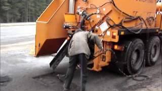 Машина ямкового ремонту ЯР-4М