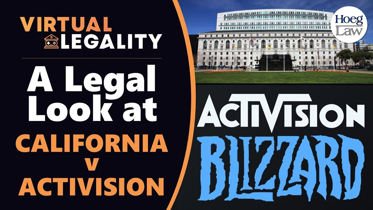 California sues video game publisher Activision Blizzard over equal ...