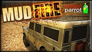 Mud Fire - Game Preview / Gameplay