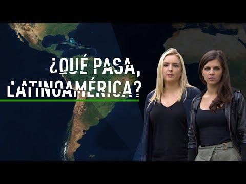'¿Qué pasa, Latinoamérica?': Monopolios mediáticos vs redes sociales. ¿Quién tiene el poder?
