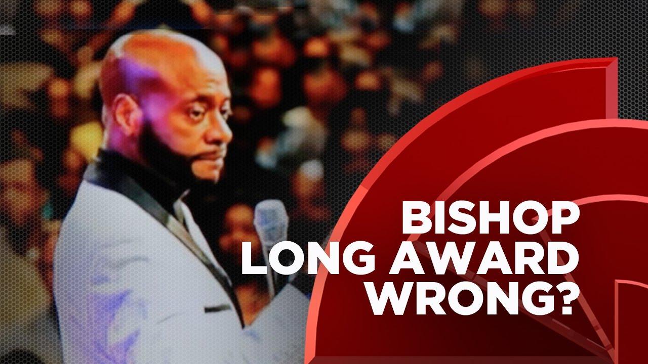 Members Of Kappa Alpha Psi Upset That Bishop Eddie Long Was Awarded The  Frat's Highest Honor