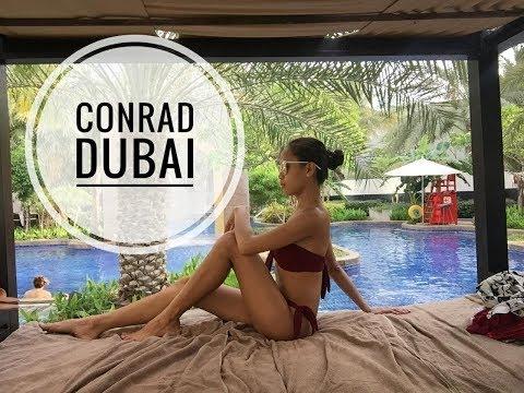 A Luxury Night + Lounge Experience (Conrad Dubai)