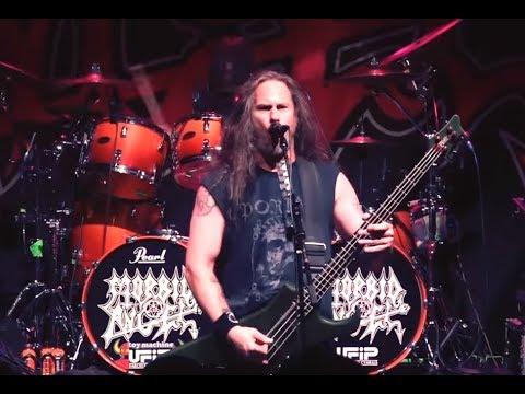 MORBID ANGEL US tour this fall w/ Watain and American death metal veterans Incantation.