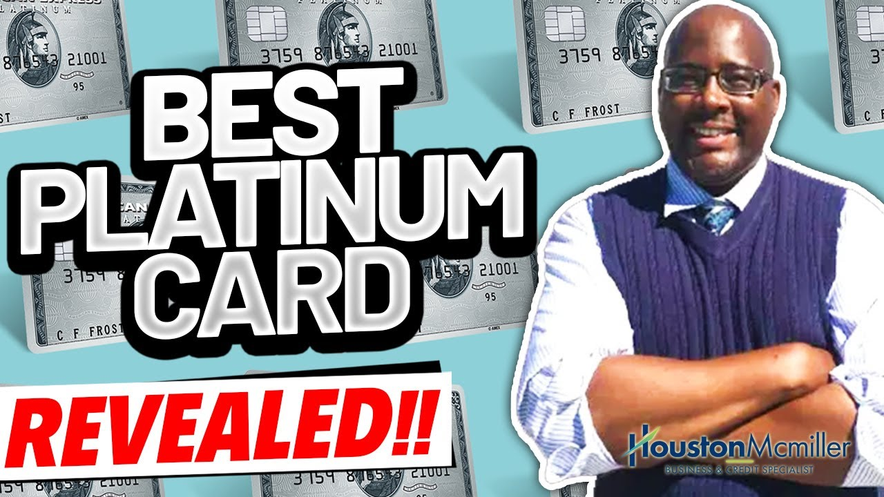 5 Best American Express Platinum Rewards Credit Cards For ...