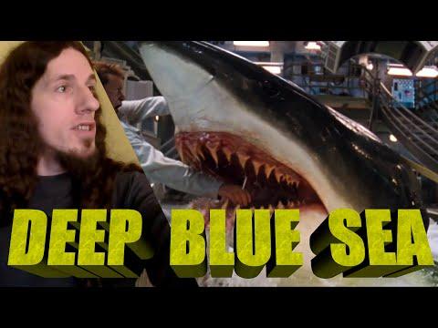 Deep Blue Sea Review