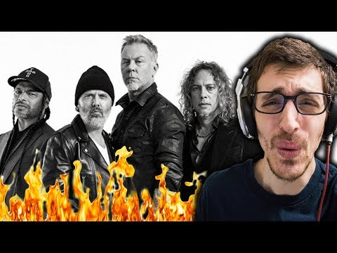 "Metallica - ""One"" HIP-HOP HEAD REACTS TO METAL!!"