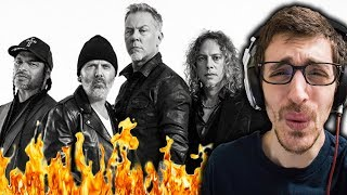 "Metallica - ""One"" HIP-HOP HEAD REACTS TO METAL!!"