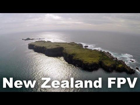 Okuru & Open Bay Islands 5 km FPV