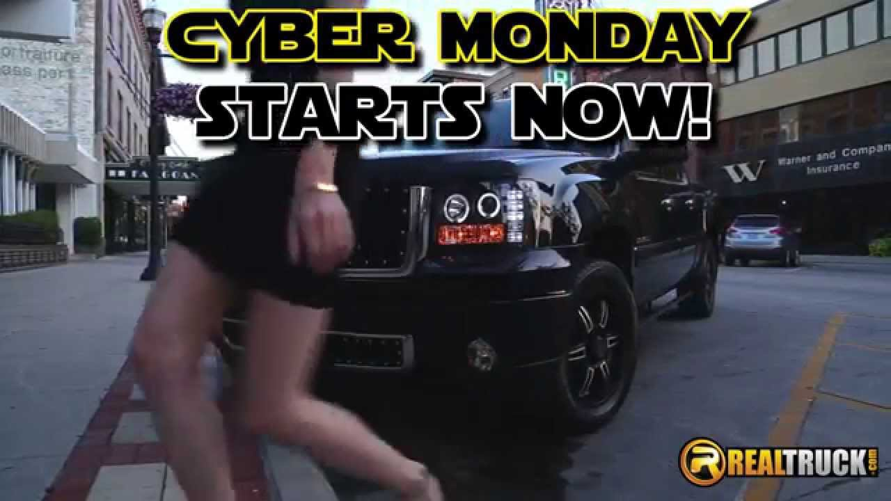 Cyber Monday Savings On Truck Accessories Youtube