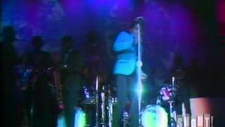 "James Brown performs ""There Was a Time"". Live at the Apollo Theater. March 1968."