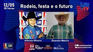 Programa LNR TV 12/05/2021 - Rodeio, festa e o futuro
