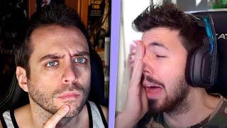 Willyrex explica a Jordi Wild la fuerte ansiedad que tuvo debido al Fortnite